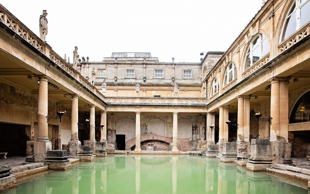 The Roman Baths Spa