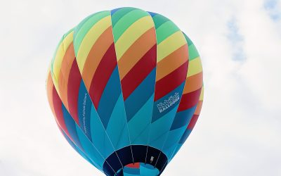 Bristol Balloon Fiesta – A Photographers View